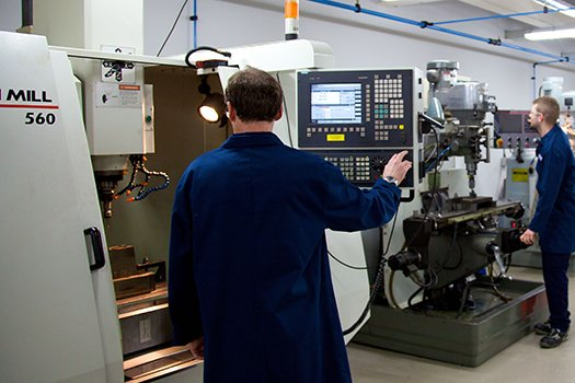 tool-room and mould toolmaking