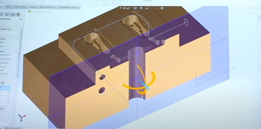Additive Manufacturing and Conformal Cooling